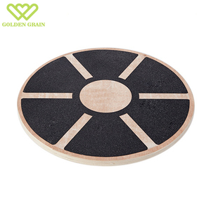 Fitness Wooden Balance Board for Body Balance Training