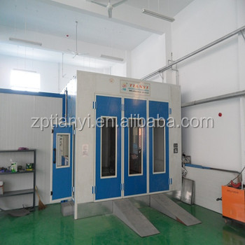 Hot Sale Factory Price Drying Room Car Painting Room