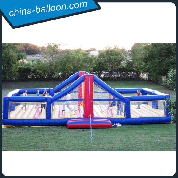 Outdoor Inflatable Volleyball Court, Outdoor Inflatable Volleyball Court  Suppliers And Manufacturers At Alibaba.com