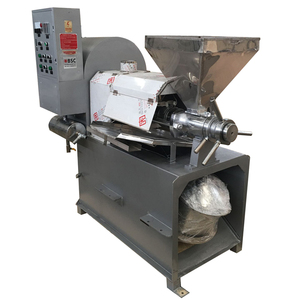 Castor seed oil press machine