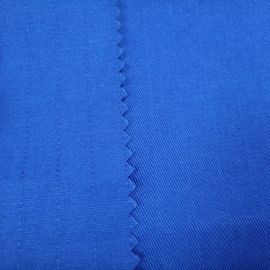 100%cotton Flame retardant antistatic fabric