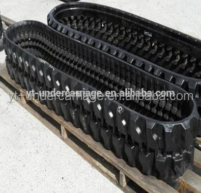 Mini Excavator Rubber Track for Volvo EC25 EC35 EC55
