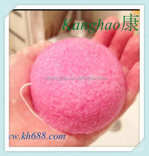 Private label konjac sponge,Wet konjac sponge,shrink film packing dry konjac sponge