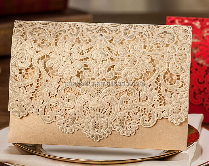 Scroll Wedding Invitations, Scroll Wedding Invitations Suppliers And  Manufacturers At Alibaba.com