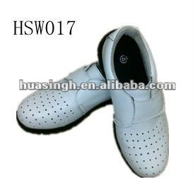 slip resistant health medical style Surgical Operating Room white shoes