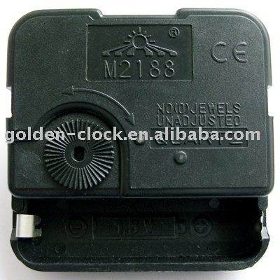 M2188 Standard Battery Clock Movement Mechanism Engine Chinese View Oem Product Details From Golden
