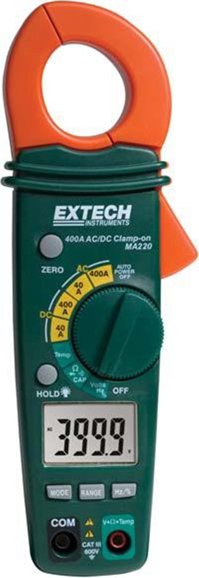 Extech MA220 Compact Clamp Meter