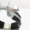SBC- Cable Hose Sanitary Pipe Grip Clamps Holder Clamp