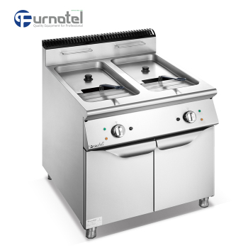 2018 Stainless Steel KFC Restaurant Industrial Electric Fried Chicken Deep Fryer Machine