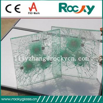 Alta calidad balas vidrio blindado precio bajo buy product on - Precio cristal blindado ...