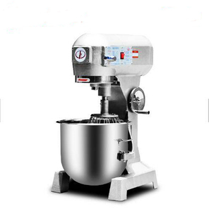 Best selling Low prices baking equipment industrial cake dough mixer 20L dough mixer, bread dough mixers in china