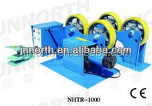 1000kgs automatic pipe welding rotator/pipe roller
