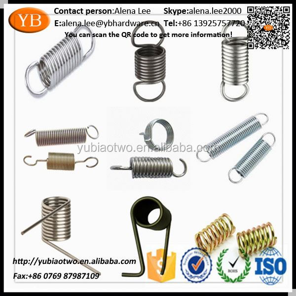 Compression, Extention, Torsion&Double Torsion Micro Spring Shapes Used For Medical Devices Supplier ISO/TS16949 Passed