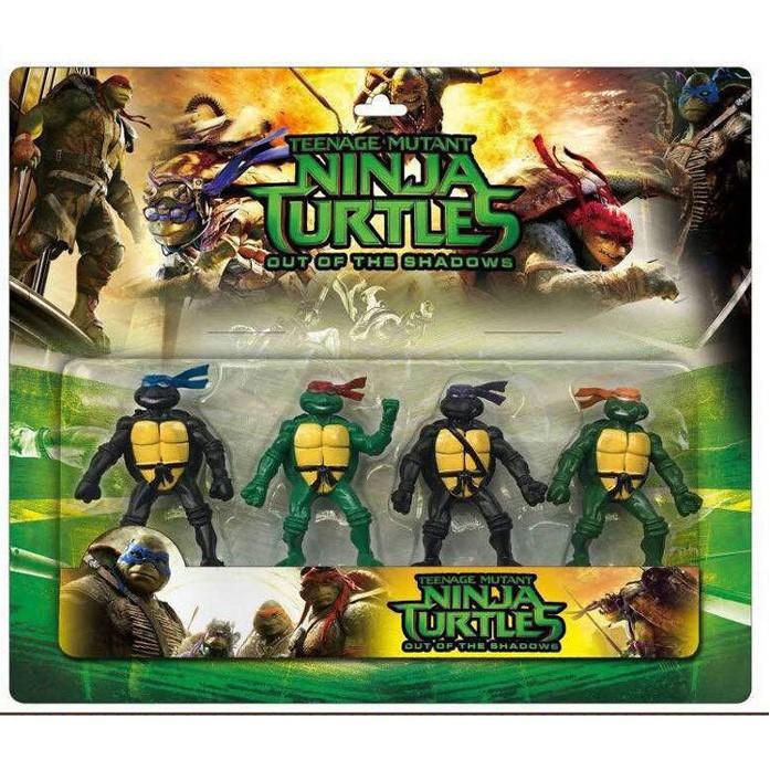 2016 Action Figure Toy Teenage Mutant Ninja Turtles Weapon And ...