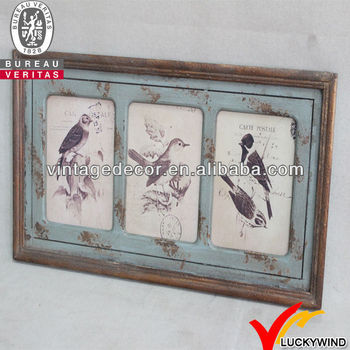 Shabby Chic Country Home Wood Wall Art Decor