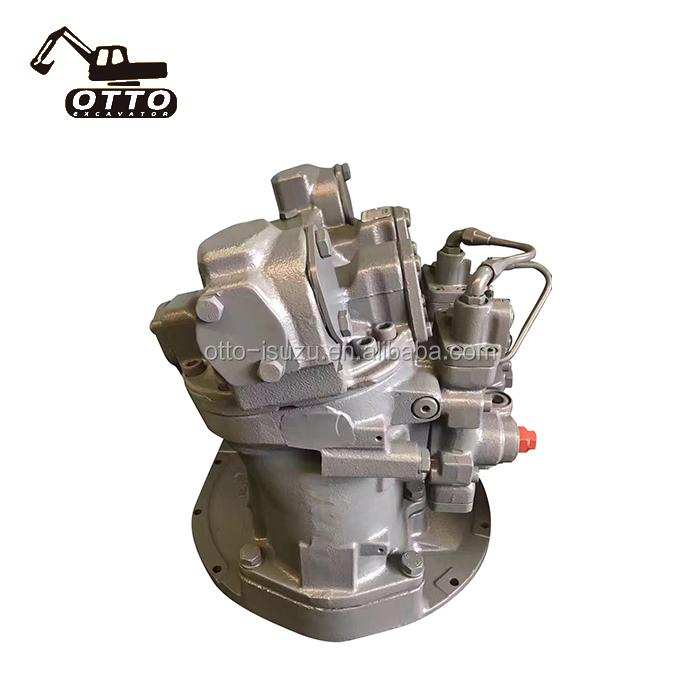 ZX270-3 HPV118 New Original Excavator Kawasaki Main Hydraulic Gear Piston Pump 9257345 9257346 9195239