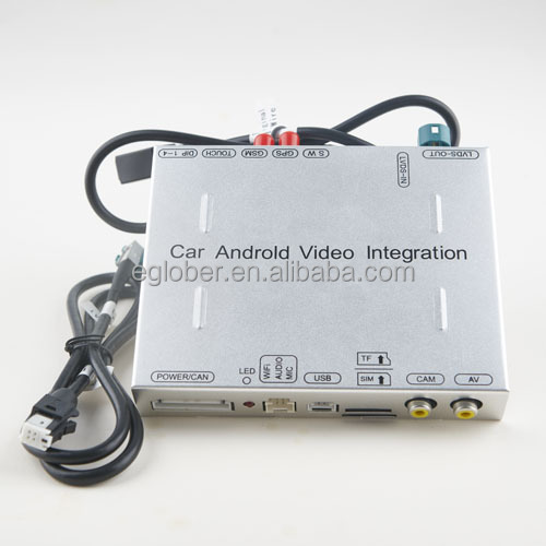 Car Android Multimedia Interface Box for Latest Mazda 2/3/6 CX5