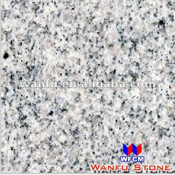 Cheapest Light Grey Granite Honed Flooring Tile 30x30 For Kitchen