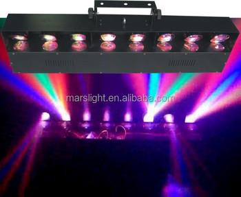 American DJ effects Zipper DMX Multi Barrel Scanner LED RGB 3 colors Lighting Fixture - Open & American Dj Effects Zipper Dmx Multi Barrel Scanner Led Rgb 3 ... azcodes.com