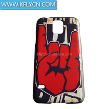 customised spiderman design sublimation cell phone cases