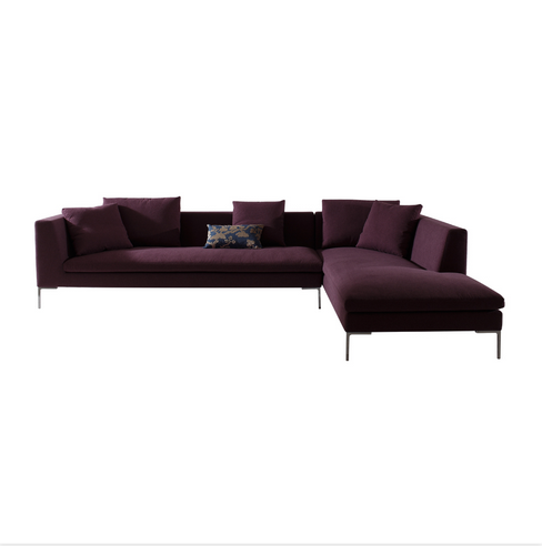 cloth art sofa/fabriv sofa in living room