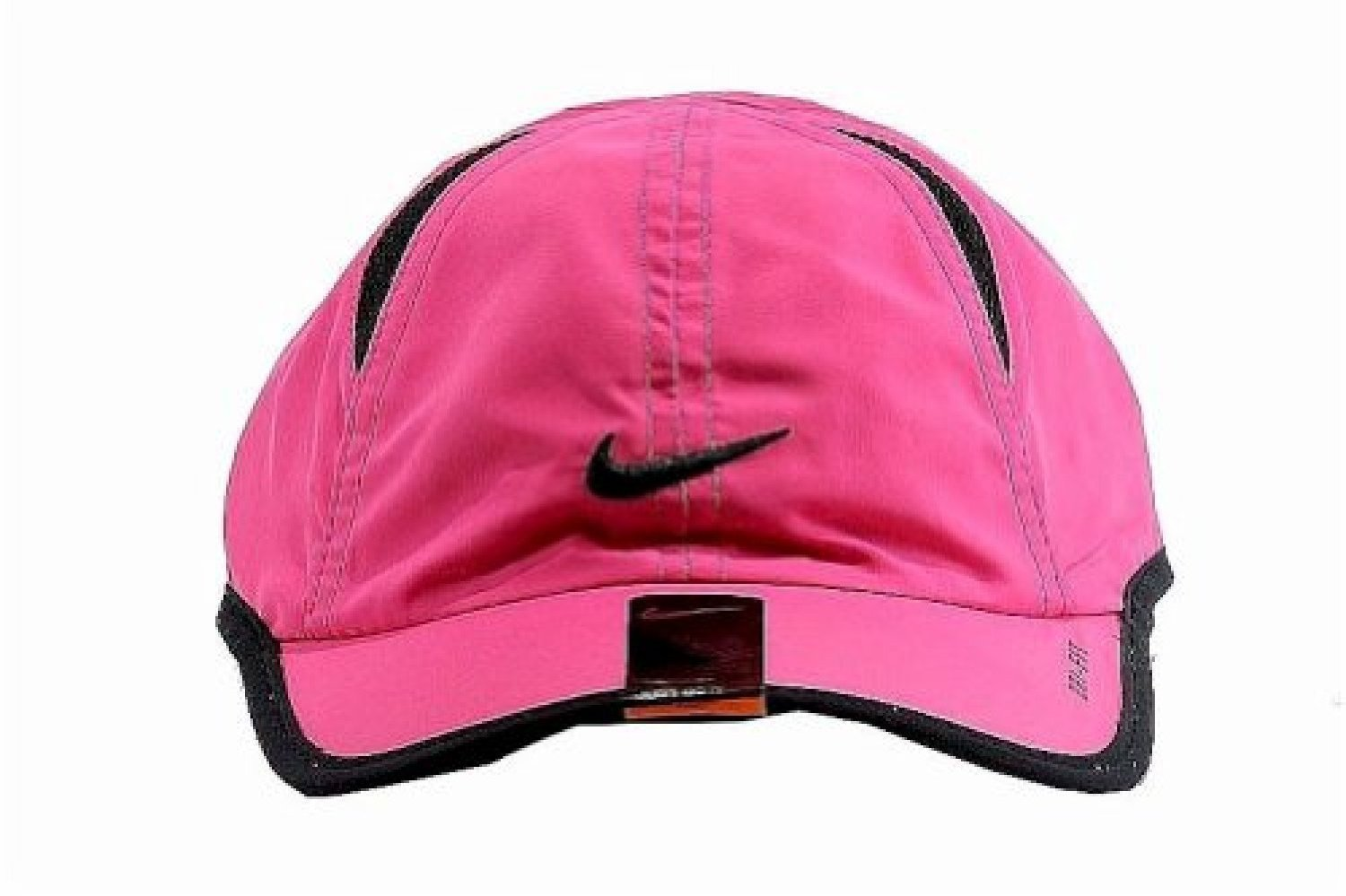 Get Quotations · Nike Baby Girl s Dri-Fit Baseball Cap Embroidered Logo Hat  12 24M Pink d48e4974b88
