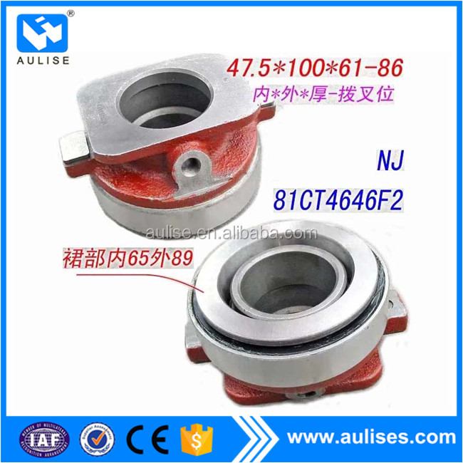 Clutch Release Bearing LC6T46(81CT4846F2-01),china truck spare parts