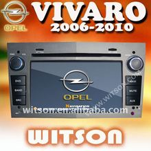 WITSON OPEL VIVARO CAR AUDIO STEREO with Built-in TV tuner