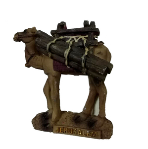 Factory Custom 3D camel fridge magnets tourists gifts travelling jerusalem souvenirs