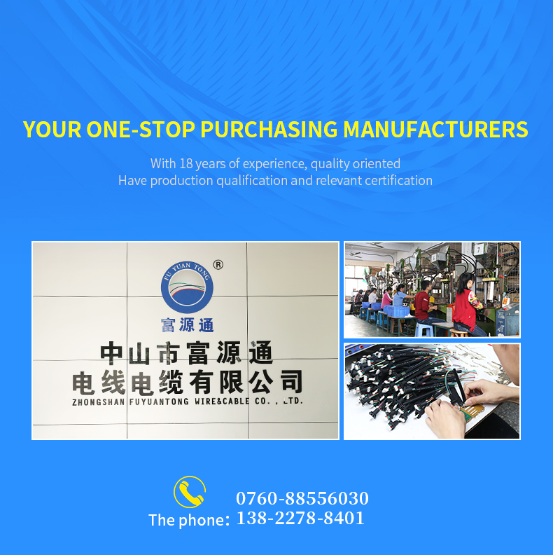 Wholesale PVC U.L1007 copper conductor PVC insulated flexible waterproof electrical cable wire