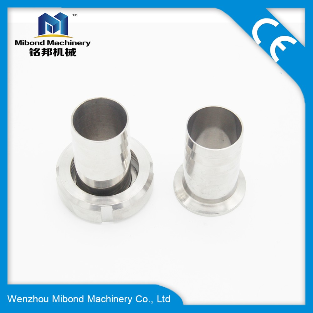 Sanitary Stainless Steel Hydraulic Hose Coupling Pipe fitting /Tri-Clamp ISO228