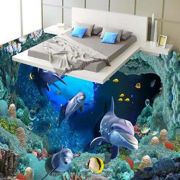 Prendre La Mer à Votre Espace Décor Chinois Poisson Thème Mer Poster