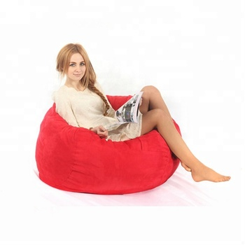 Incredible Classic Microsuede Foam Sit Sack With Strong Polyester Liner Big Foam Beanbag Chair Buy Foam Sack Beanbag Chair Fat Sack Foam Beanbag Product On Gmtry Best Dining Table And Chair Ideas Images Gmtryco