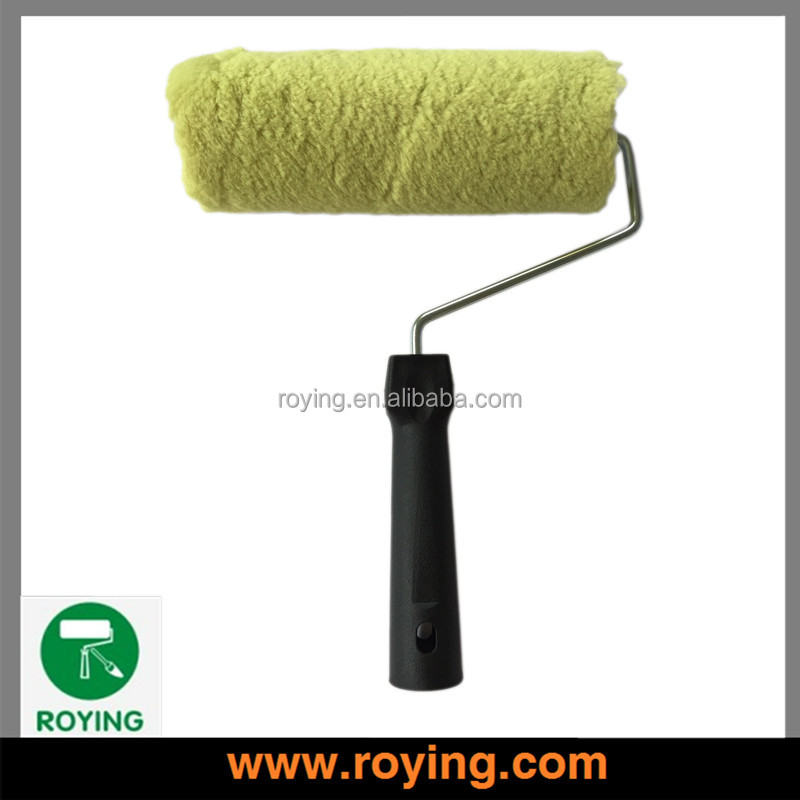 double pattern paint roller textured paint roller brush size