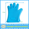 Amazon Wholesale household silicone gloves,heat insulating gloves,FDA silicone oven mitts