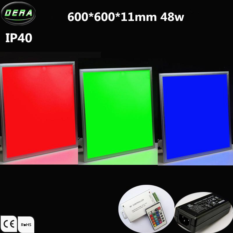 New Design Color Changing Led Panel Light Diffuser,Rgb Led Panel ...