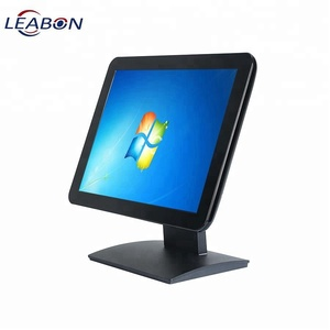 Factory 15 inch Popular display POS Touch Screen Monitor