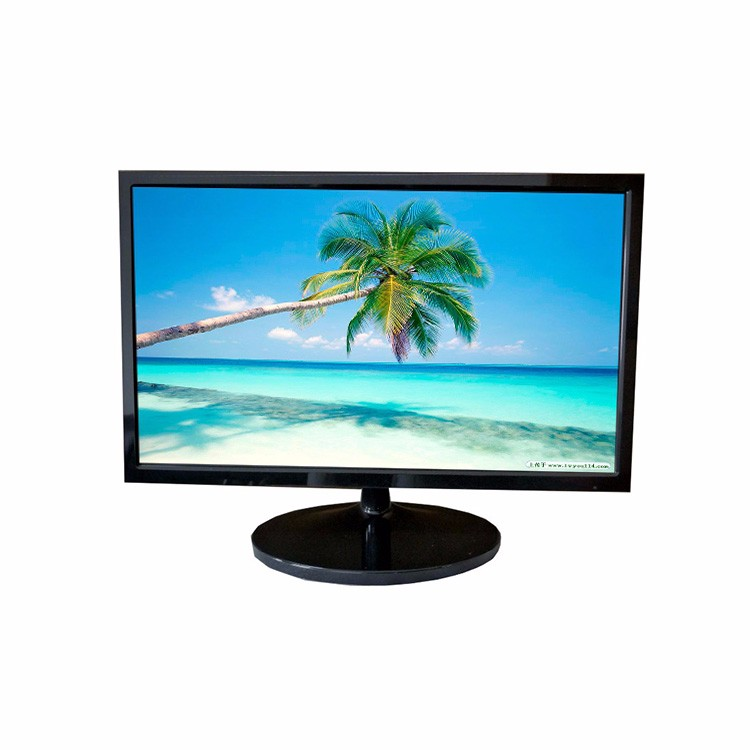 Chinese supplier Cheap 12v led computer monitor with input