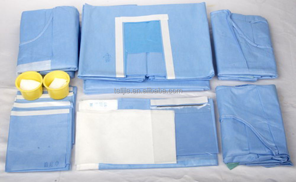 Laparoscopy Cholecystectomy Packs Surgical Instruments By