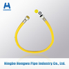 Natural gas cooker hose, SS material