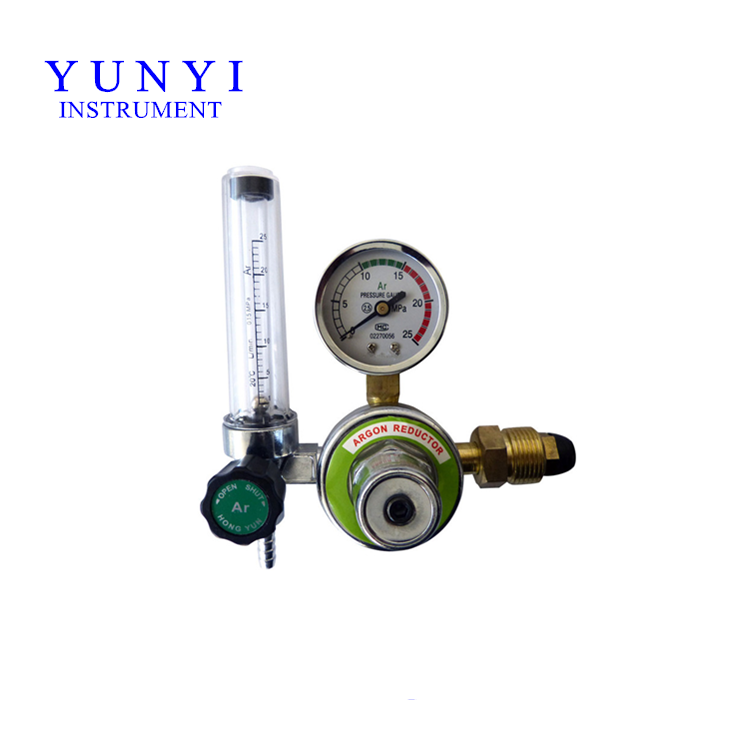 argon pressure regulator gauges / regulator for argon gas