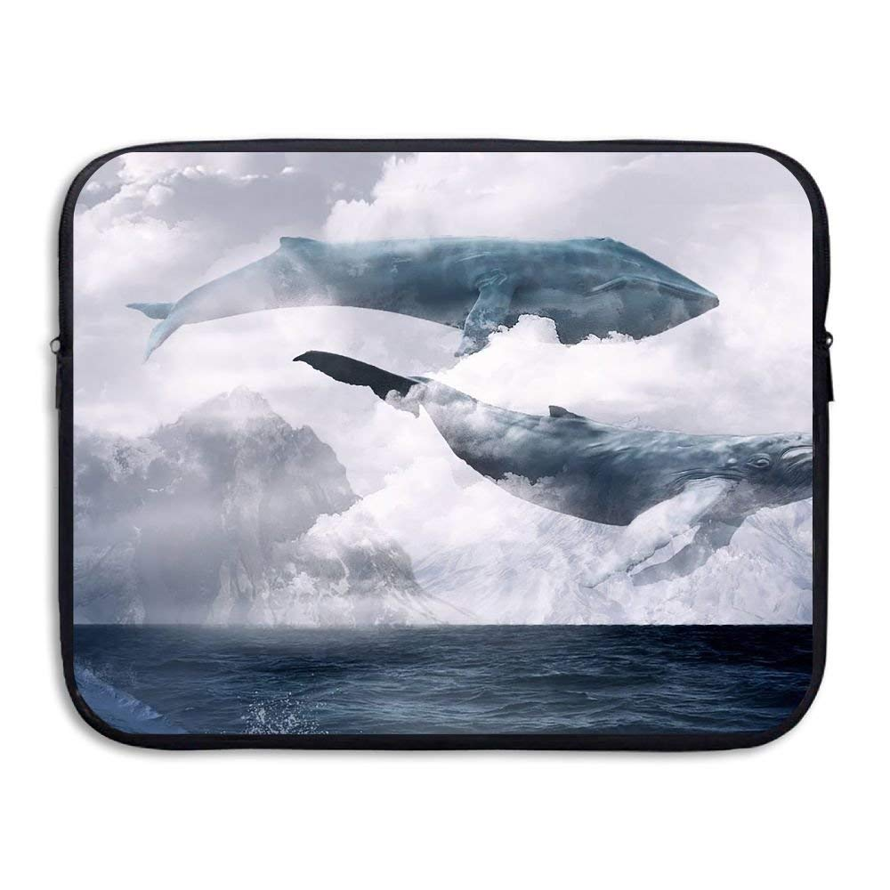 Reteone Laptop Sleeve Bag Fantasy Drawing Art Poker Cover Computer Liner Package Protective Case Waterproof Computer Portable Bags