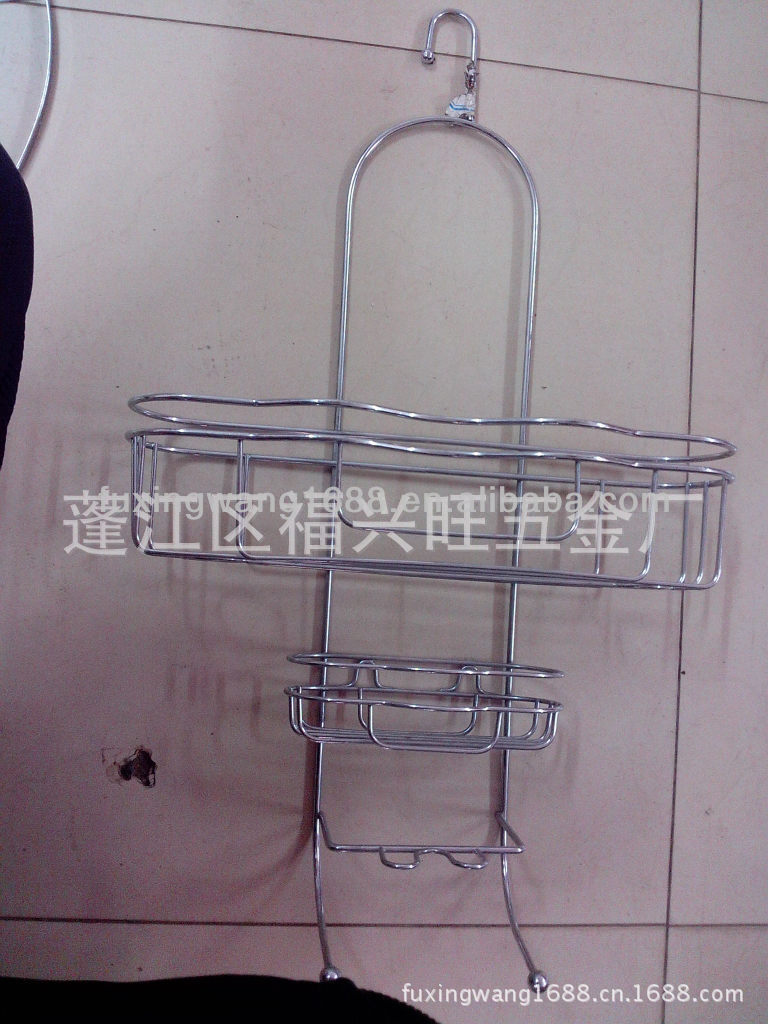 3 Tier Stainless Steel Corner Shower Rack Caddy, 3 Tier Stainless ...