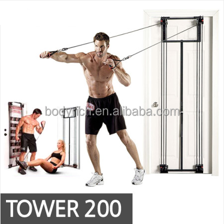 Sling Exercise Tower 200 Resistance Training Door Gym Bands