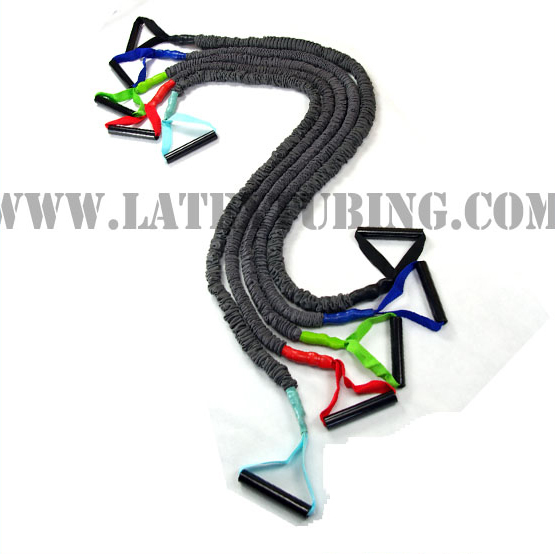 Malaysia Latex Colored Soft Rubber Tubing