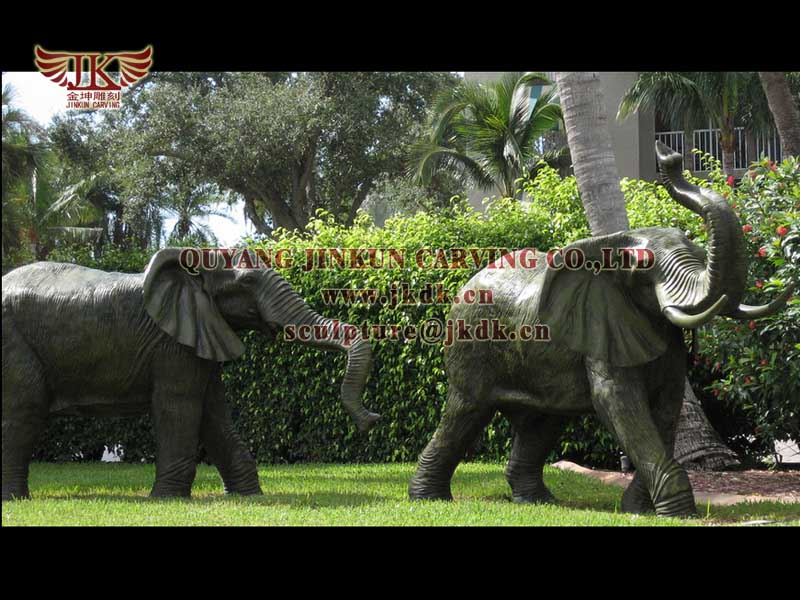 Great China Sculpture Bronze Sculpture Elephant Garden Statue Buy