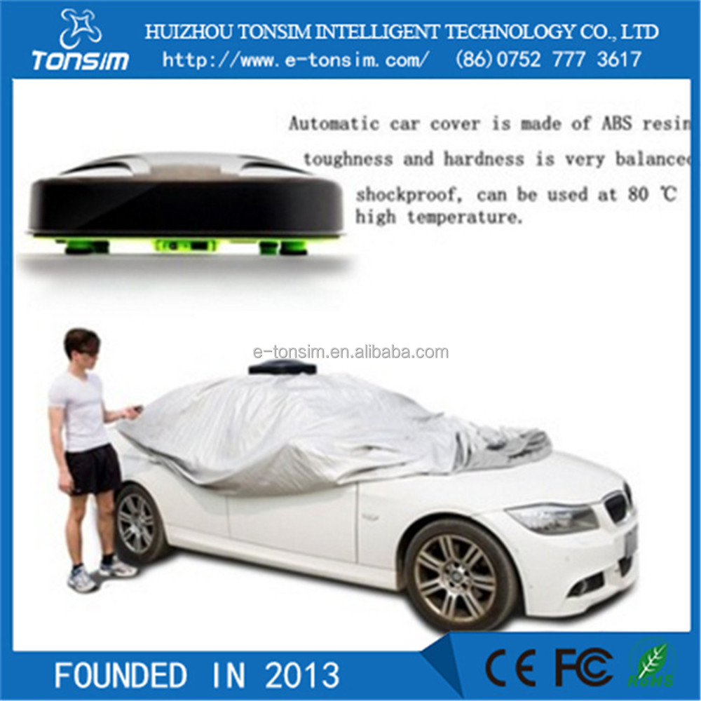 Best car covers in all weather smart automatic electrical car cover