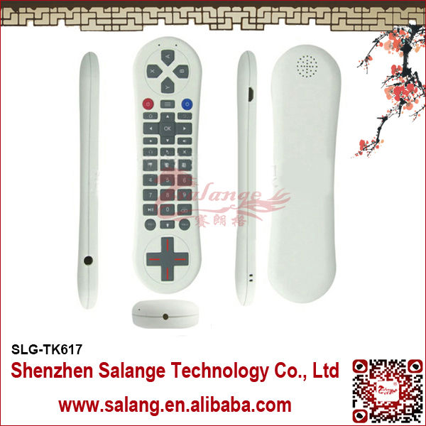 Wholesale Cheapest USB 2.4G Wireless 3D Air Mini Wireless Keyboard And Mouse Suitable for Android <strong>TV</strong> Stick By Salange