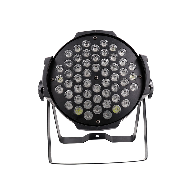 Commercial Lighting Strict Flight Case 4pcs Aluminum Housing Led Par 18x18w Light Rgbwa+uv Colour Spotlight Dmx512 Stage Lighting For Bars Bowling