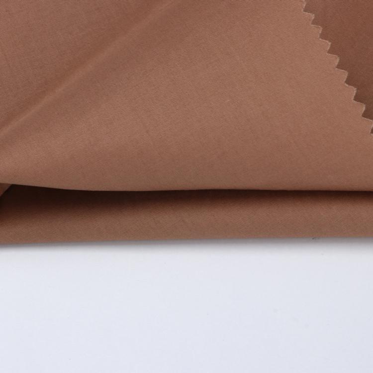 best sale 100  poplin fabric plain weave cotton water repellent cotton fabric 95% cotton 5%  elastane fabric